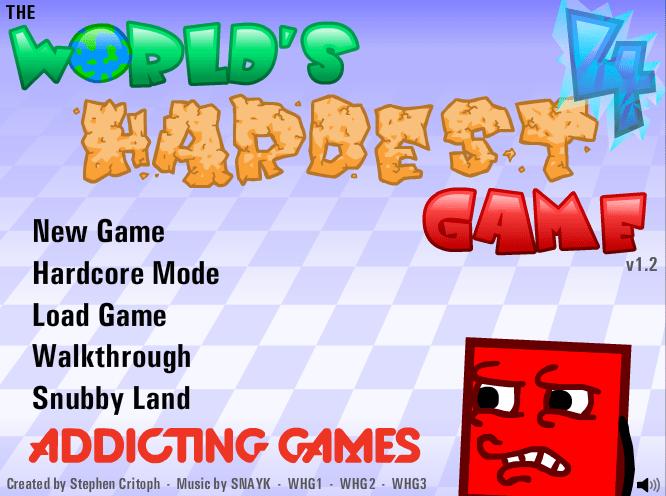 el juego mas dificil del mundo 4
