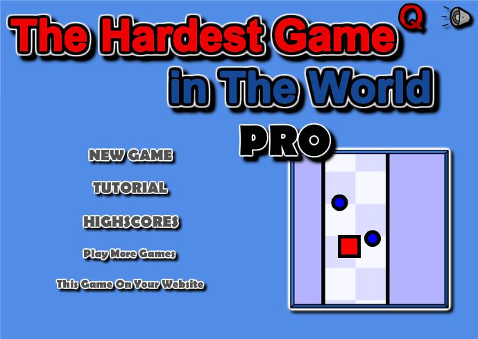 el juego mas dificil del mundo pro