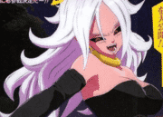 Majin Android 21 in game