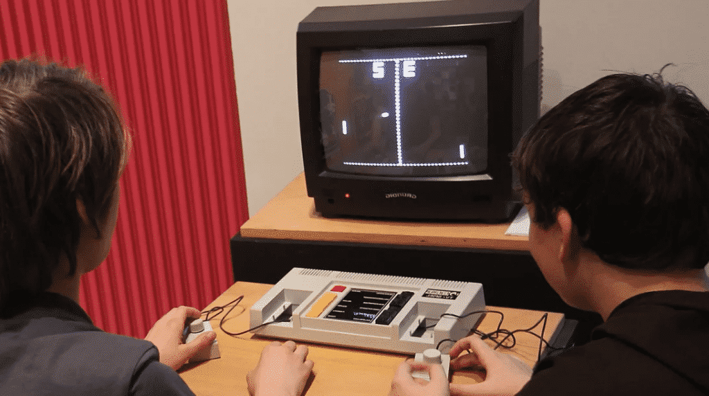 quien invento el primer videojuego