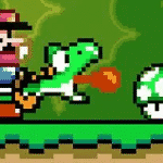 Super Mario World – SNES