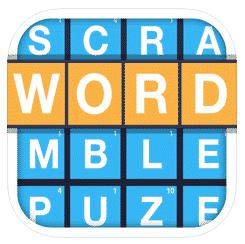 juego word scramble