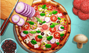 juego Pizza Real Life Cooking