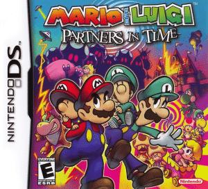 Mario & Luigi Partners in Time