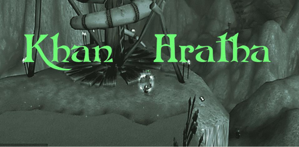 Khan Hratha - Misión WOW Classic