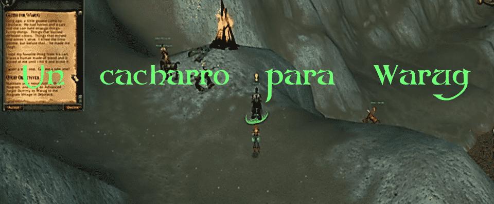 Un cacharro para Warug - Misión WOW Classic