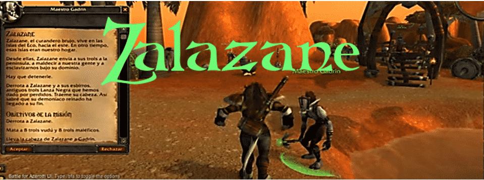 Zalazane - Misión WOW Classic