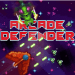 Arcade Defender Game