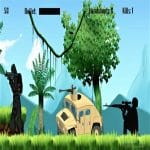 Bullet Point Game 2D
