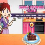 Cocinar una tarta Cheesecake con Sara