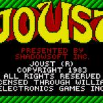 Joust – Atari Lynx