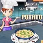 Cocina con Sara Sopa de Patata