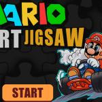 Puzzle de Mario Kart