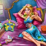 Play Sleepy Beauty Heal and SPA