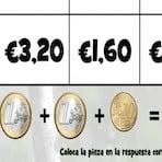 Aprender a contar euros para niños
