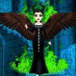 La reina del Mal Amante del Mal
