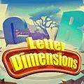 Letter Dimensions – Letra De Dimensiones