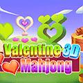 San valentín 3D Mahjong